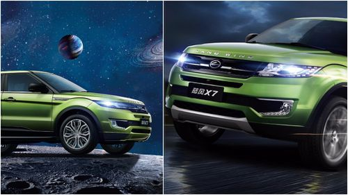 Jiangling Motor was sued by Jaguar Land Rover for its wannabe Range Rover Evoque.