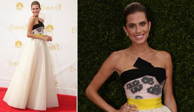Girls star Allison Williams (Getty).