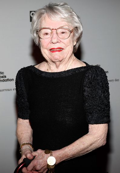 Pat Hitchcock attends the Inaugural Alfred Hitchcock Legacy Tribute Gala at The Globe Theatre on November 7, 2009 in Universal City, California.