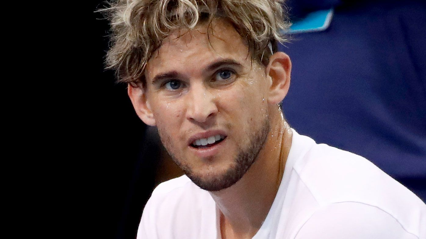Dominic Thiem slams plan to pay relief funds to 'unprofessional' lower-ranked players