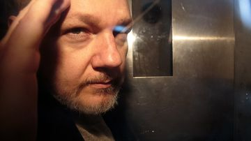 Julian Assange is facing more charges in the US.