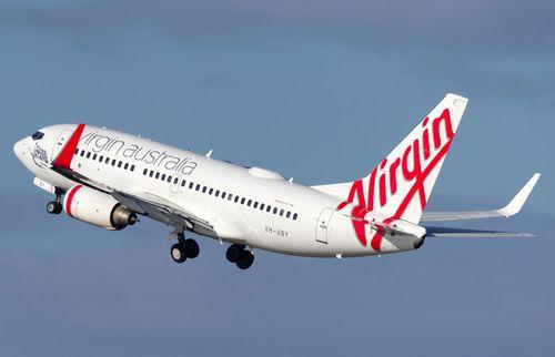 Virgin Australia plane