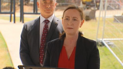 Queensland Health Minister Yvette D'Ath said plans have been made on how the state would manage a Delta outbreak.