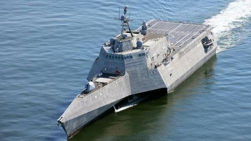 The USS Omaha