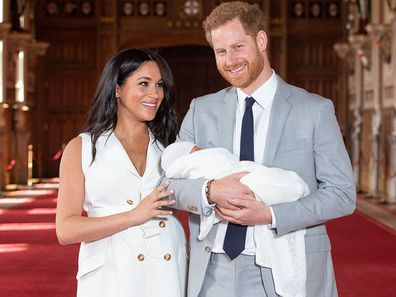 Outrage over Harry and Meghan christening plans