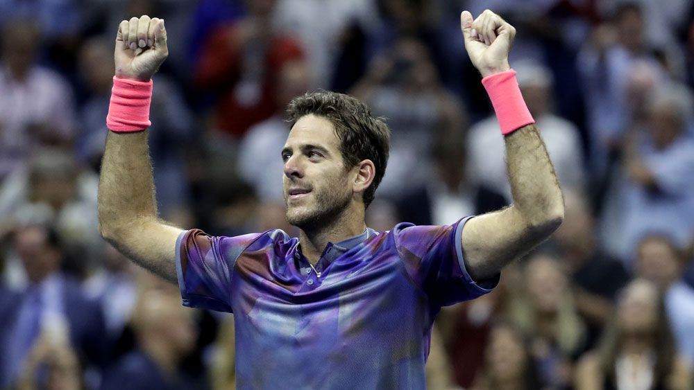 Del Potro ends Federer's US Open dream