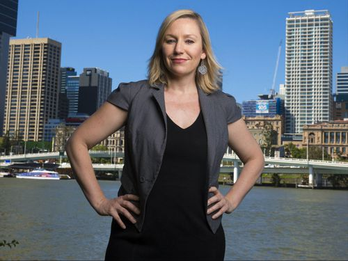 Former Senator Larissa Waters will return to parliament after she was expelled during last year's citizenship crisis. (AAP)