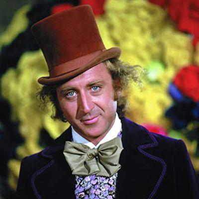 Gene Wilder as Willy Wonka: Then