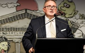 Don Harwin reinstated as NSW Arts Minister after COVID-19 fine overturned