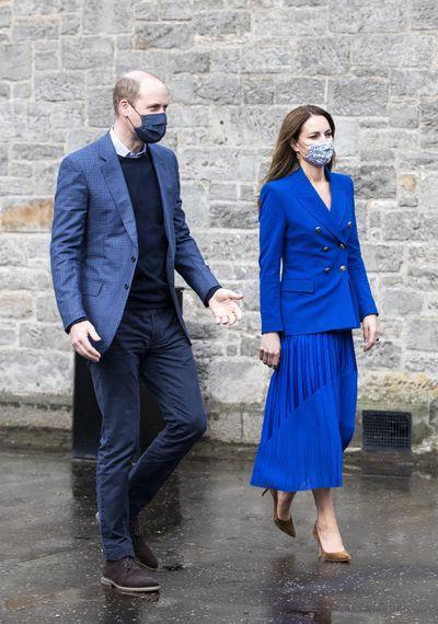 The Duke and Duchess of Cambridge in Edinburgh, May 24