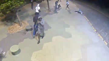 Gang beat men unconscious in St Kilda assault