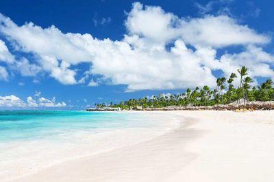 20. Bavaro Beach in Bavaro, Dominican Republic