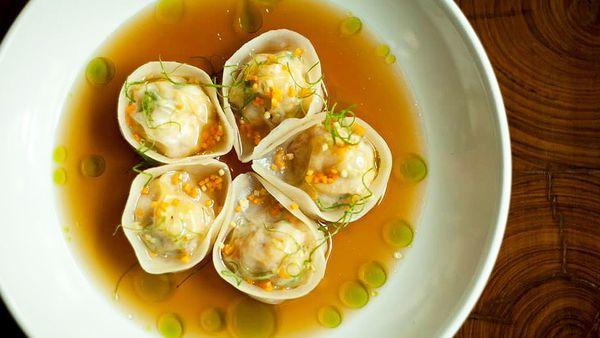 Shrimp dumplings (Facebook)