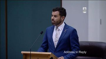 9RAW: Newly elected MP proud to be 'gay & Indigenous'
