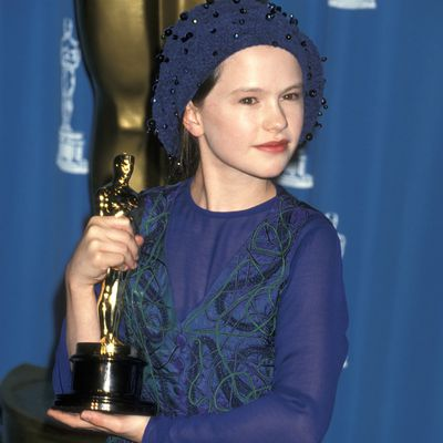 SURPRISE: Anna Paquin wins Best Supporting Actress (1994)