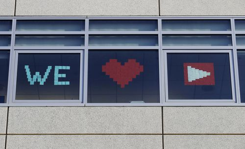 The YouTube employees are banding together in the wake of the attack. (AAP)