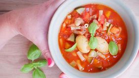 Next level minestrone soup recipe