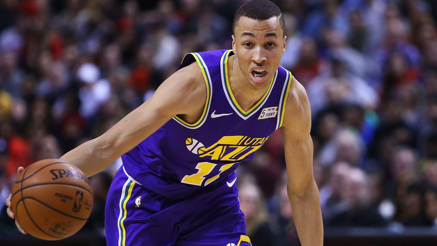 Utah Jazz trade Australian point guard Dante Exum