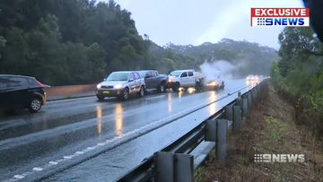 conditions cause chaos in illawarra roads