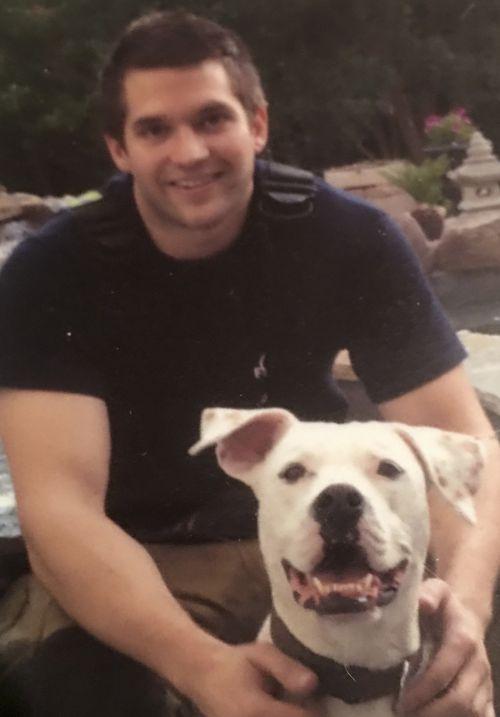 McDaniel was a firefighter based in Dallas, Texas. (AAP)