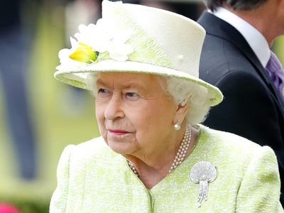 The Queen at Royal Ascot 2019