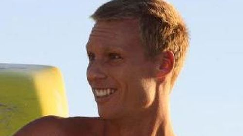 Lifeguard Nick Malcolm. (Photo: Supplied)