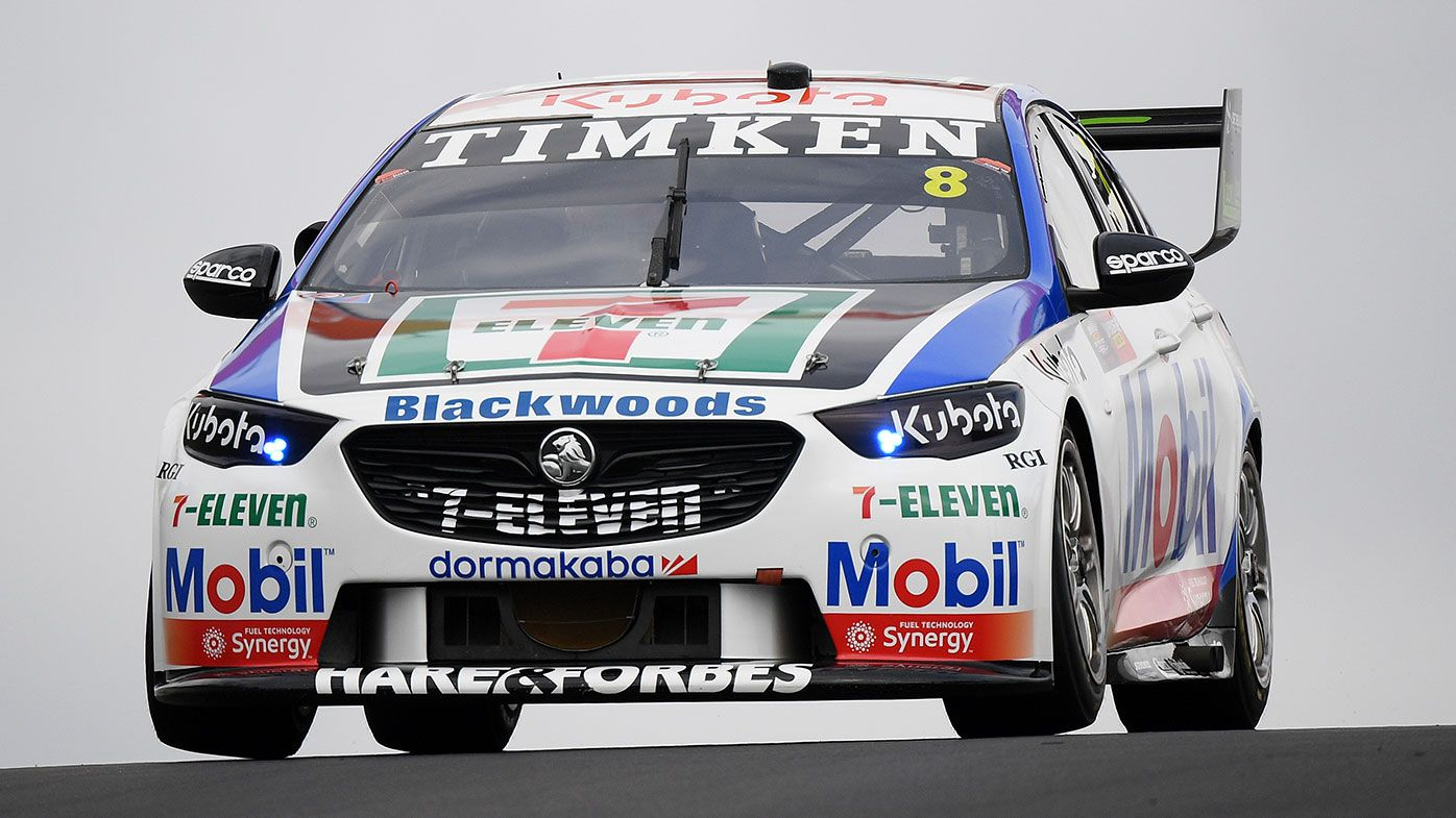 Nick Percat finished 14th at Bathurst alongside co-driver Tim Blanchard.