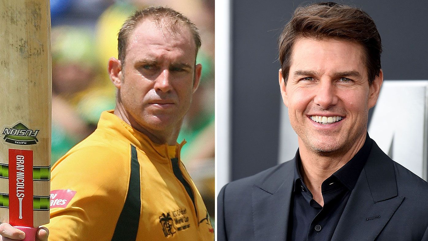 How Tom Cruise blockbuster changed Matthew Hayden's career