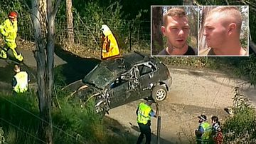 Heroes who pulled dying passenger from car haunted by what they saw
