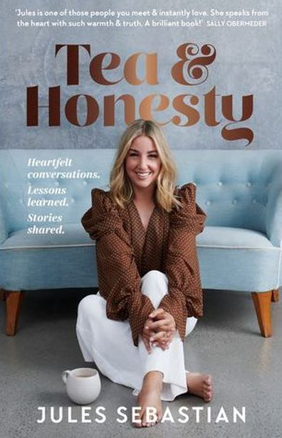 The book Tea & Honesty is out now.