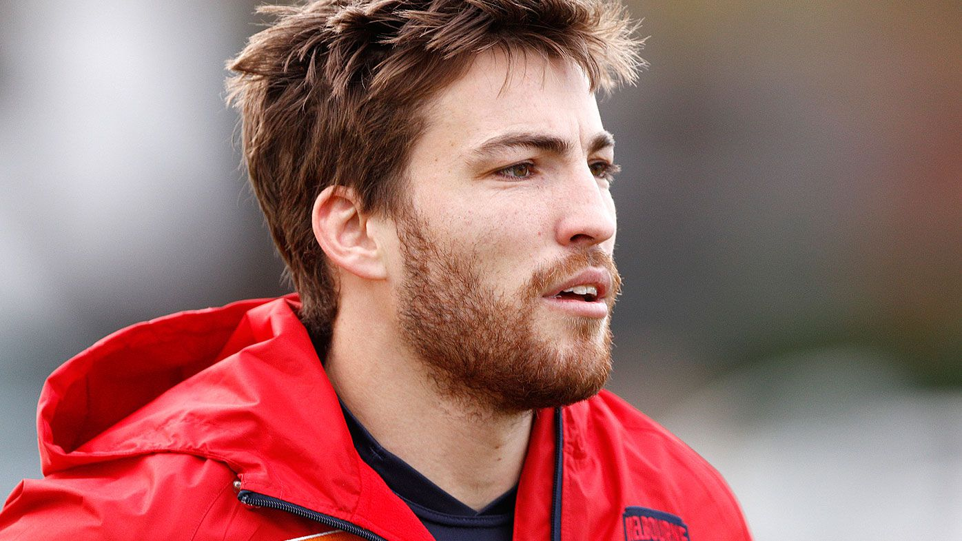 Melbourne AFL star Viney out for a month
