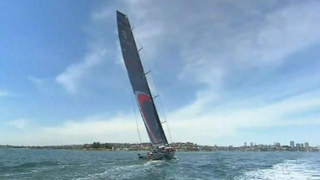 Wild Oats XI chases record