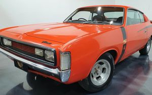 Classic Australian Bathurst muscle car 1972 Valiant R/T Charger could be sold for up to $400,0000