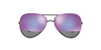 "Look like a classy club kid.<br> <br> <a href=""https://www.sunglasshut.com/au/725125991803"" target=""_blank"" draggable=""false"">Michael Kors La Jolla sunglasses$254.95 at Sunglass Hut</a>"
