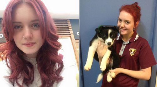 Clancy was last seen on Wednesday in Alstonville. She told her parents in a note she was heading North. (Facebook)