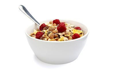 Muesli and breakfast cereals