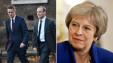 Negotiators from Britain and the European Union have struck a proposed divorce deal that will be presented to politicians on both sides for approval.