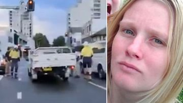 Kristianne Bycroft has been charged over an alleged road rage attack.