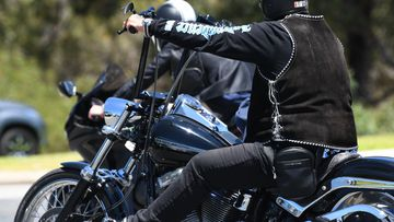 Bikie members will be banned from displaying their insignia in public in WA.