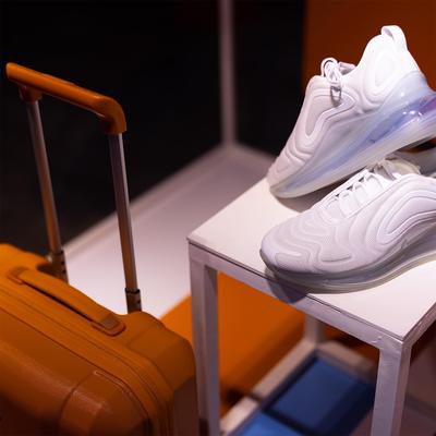 Ukraine's SkyUp Airlines trade heels for sneakers