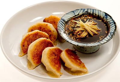 """Recipe: <a href=""""/recipes/ipork/8348459/pohs-pork-and-cabbage-dumplings"""" target=""""_top"""">Poh's pork and cabbage dumplings</a>"""