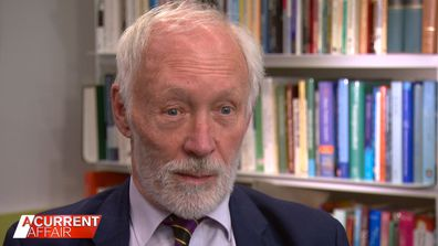 Professor Patrick McGorry is a psychiatrist specialising in youth mental health.
