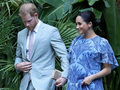 Meghan Markle 'told baby shower guests she's having a boy'
