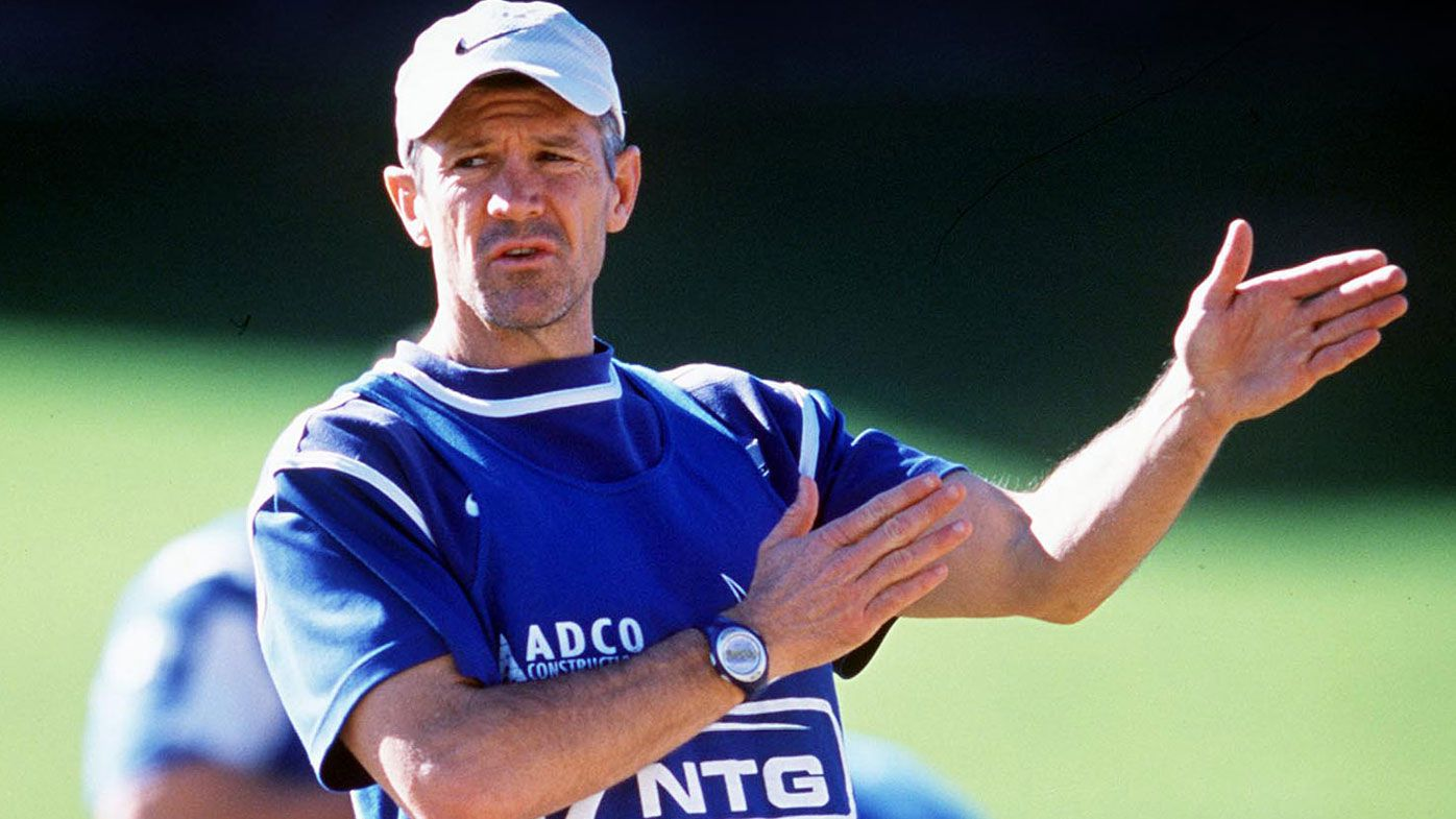 Tributes flow for ex-Canterbury Bulldogs coach Steve Folkes