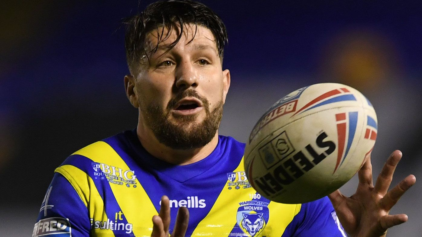 Gareth Widdop reportedly offered to North Queensland Cowboys for NRL comeback