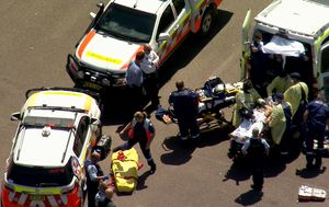 Armed man shot during police operation in NSW named