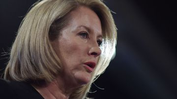 Elizabeth Broderick has released a report into the culture of the University of Sydney's Colleges (AAP Image/Lukas Coch)