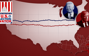 Who will win the US election? What the polls are saying now