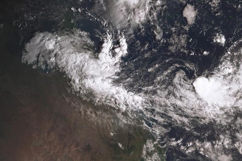 Ex-cyclone Owen has caused flash flooding and wild winds for parts of North Queensland.