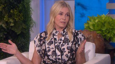 Chelsea Handler The Ellen DeGeneres Show
